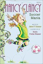 Nancy Clancy, Soccer Mania (Nancy Clancy, nr. 6)