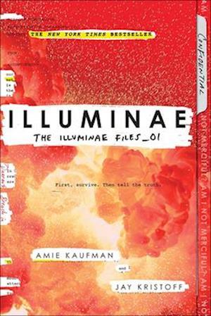 Bog, ukendt format Illuminae af Amie Kaufman, Jay Kristoff