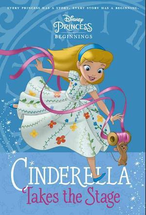 Bog, ukendt format Cinderella af RH Disney