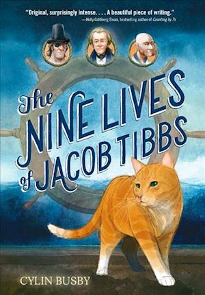 Bog, ukendt format The Nine Lives of Jacob Tibbs af Cylin Busby