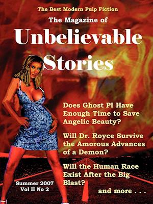The Magazine of Unbelievable Stories af Andrei Lefebvre, Kristin Johnson, Zara Penney