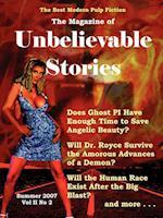 The Magazine of Unbelievable Stories af Andrei Lefebvre, Kristin Johnson, Zara Penney