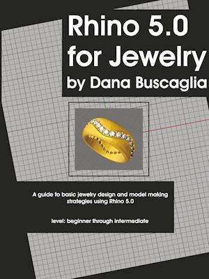 Bog, paperback Rhino 5.0 for Jewelry af Dana Buscaglia