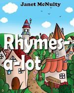Rhymes-A-Lot af Janet McNulty