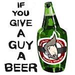 If You Give a Guy a Beer af Phil Newton, J. Edward