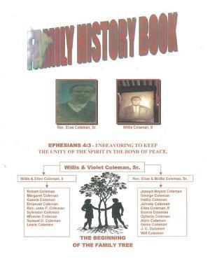 Berry/Coleman Family Book af Ann Walker