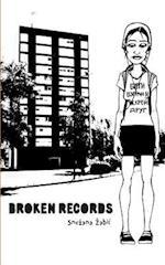 Broken Records af Snezana Zabic
