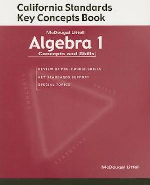 Algebra 1 Concepts and Skills af McDougal Littell