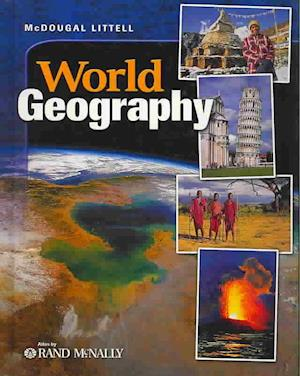 World Geography af James F. Petersen, Daniel D. Arreola, Marci Smith Deal