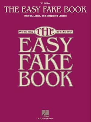 The Easy Fake Book af Not Available