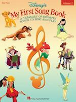 Disney's My First Songbook af Hal Leonard Publishing Corporation