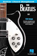The Beatles Guitar Chord Songbook A-I af Hal Leonard Publishing Corporation