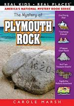 Mystery at Plymouth Rock (Real Kids Real Places Hardcover)
