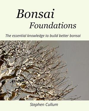 Bog, paperback Bonsai Foundations af Stephen Cullum