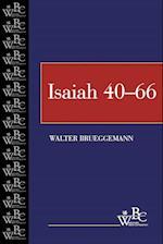 Isaiah 40-66 af Walter Brueggemann