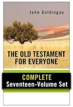 The Old Testament for Everyone 17-Volume Set