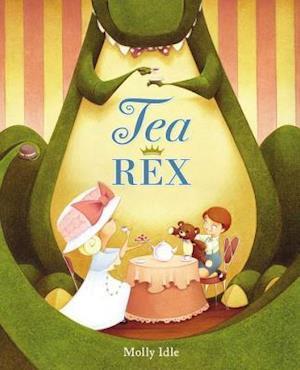 Tea Rex af Molly Idle