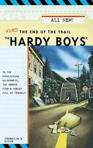 Bog, paperback The End of the Trail af Franklin W. Dixon
