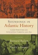 Soundings in Atlantic History af David Hancock, J Gabriel Martinez Serna, Jorge Canizares Esguerra