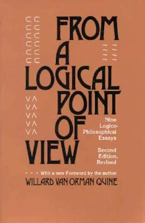 From a Logical Point of View af W V Quine