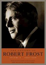 Letters of Robert Frost, Volume 2
