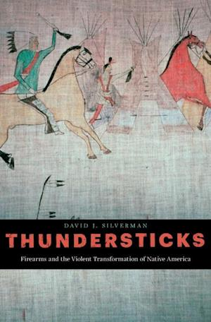 Thundersticks af David J. Silverman