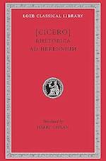 Rhetorica ad Herennium af Marcus Tullius Cicero