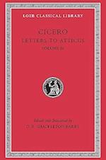 Letters to Atticus af Marcus Tullius Cicero, D R Shackleton Bailey, Bailey Shackleton
