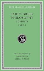 Early Greek Philosophy (LOEB CLASSICAL LIBRARY, nr. 8)