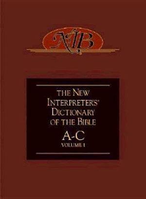 Bog, hardback New Interpreter's Dictionary of the Bible af Katherine Doob Sakenfeld