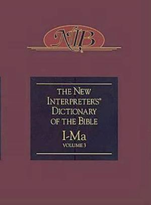 The New Interpreter's Dictionary of the Bible af Katherine Doob Sakenfeld