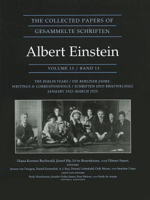 The Collected Papers of Albert Einstein af Alfred Einstein