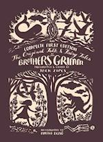 The Original Folk & Fairy Tales of the Brothers Grimm af Jacob Grimm