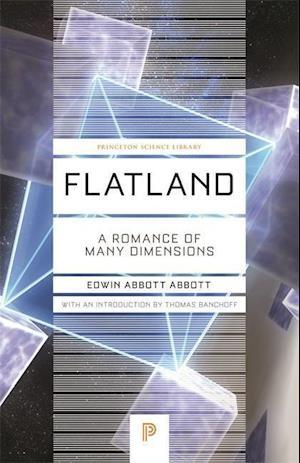 Flatland af Edwin Abbott