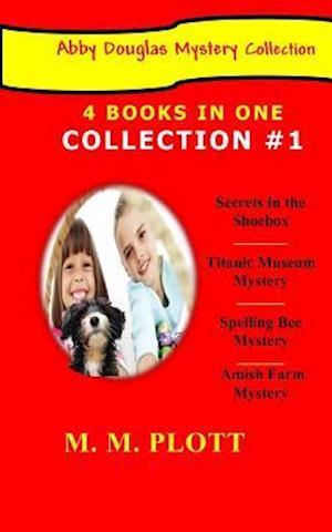 Bog, paperback Abby Douglas Mystery Collection af M. M. Plott
