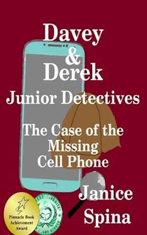 Davey & Derek Junior Detectives af Janice Spina