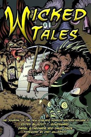 Wicked Tales af Scott T. Goudsward