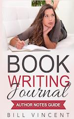 Book Writing Journal