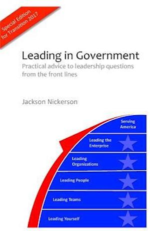 Bog, paperback Leading in Government af Dr Jackson a. Nickerson