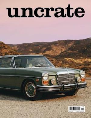 Bog, paperback Uncrate Issue 02 af Uncrate