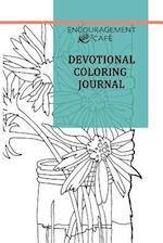 Encouragement Cafe Devotional Coloring Journal