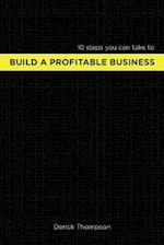 Build a Profitable Business