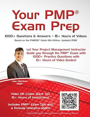Bog, paperback Your Pmp(r) Exam Prep af Juan Martinez