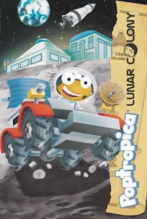 Lunar Colony af Patrick Kinney