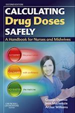 Calculating Drug Doses Safely - Elsevieron VitalSource af Arthur Williams