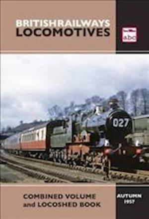 ABC British Railways Locomotives 1957 af Ian Allan Publishing