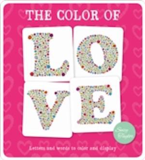 The Color of Love af Suzy Taylor