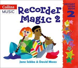 Recorder Magic af Jane Sebba, Ana Sanderson, David Moses