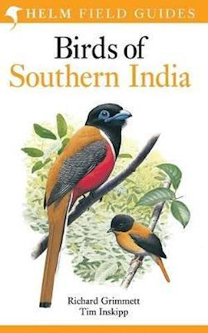 Birds of Southern India af Tim Inskipp, Richard Grimmett