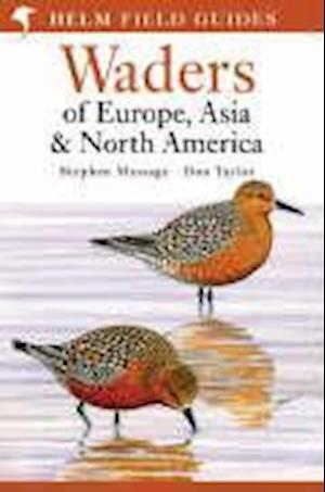 Waders of Europe, Asia and North America af Don Taylor, Stephen Message